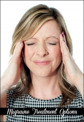 Alternative treatments are available for migraines. Medication isn't the only answer.