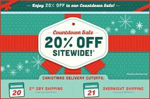 Mattel Countdown Sale 20% Off Sitewide