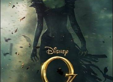 Disney's OZ THE GREAT AND POWERFUL – New Poster Released