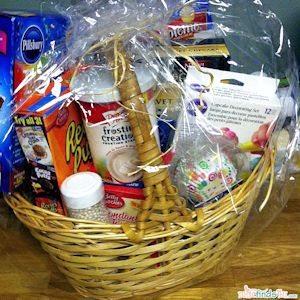 Safeway Basket of Baking Inspiration