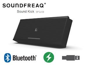 Soundfreaq Sound Kick Portable Speaker