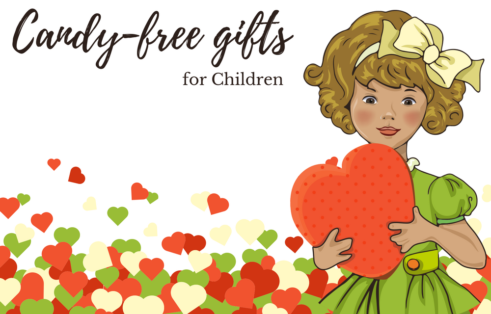 Valentine's Day Gifts for Children: Valentine Books for Ages 4 to 14