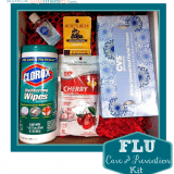 Win a Clorox Flu Care Package from MiscFinds4u.com