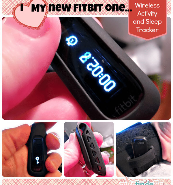 Review: fitbit one Wireless Activity and Sleep Tracker