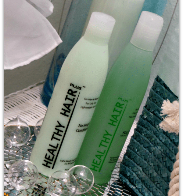 Beauty Review: Follicleanse Shampoo and Organic No Weight Conditioner