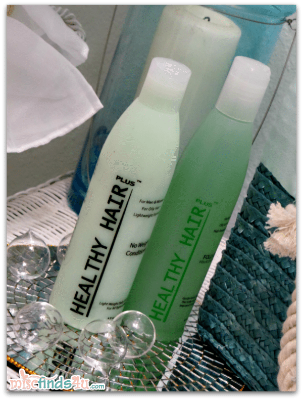 Healthy Hair Shampoo and Conditioner Review