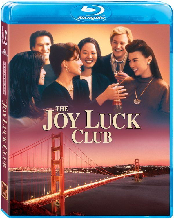 The Joy Luck Club is released for the first time on Blu-Ray December 2013