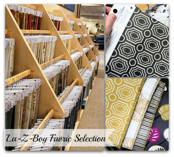 #Cbias #momcave La-z-Boy Fabric Selections (see the full line of fabric choices on their website)