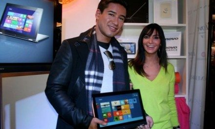 Technology: Lenovo Shares IdeaPad Yoga at Sundance Film Festival