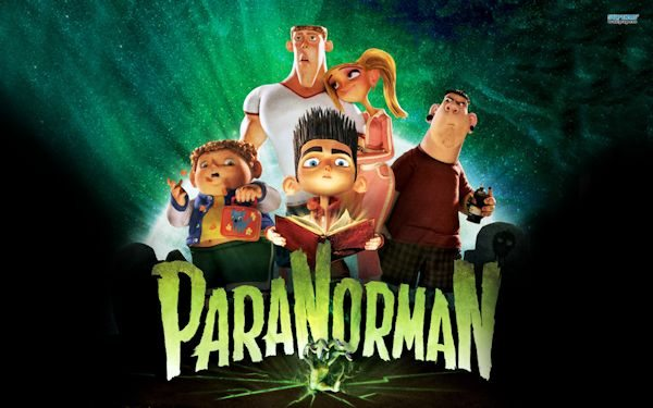 Paranorman on 3D, Blu-ray, and DVD