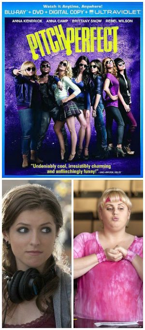 Pitch Perfect on Blu-Ray and DVD