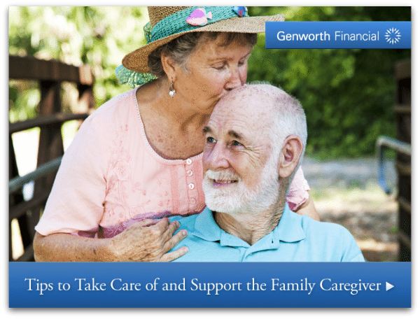 Tips for Taking Care of the Caregiver