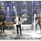 Vintage Trouble on Jay Leno Show