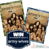 Win the 6th Season of ARMY WIVES