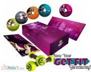 New Year Get Fit  Zumba Fitness Body Shaping System