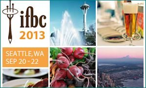 Food Bloggers: Join me at the IFBC 2013 Seattle WA September 20-22