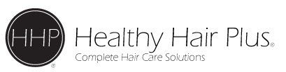healthy hair plus logo