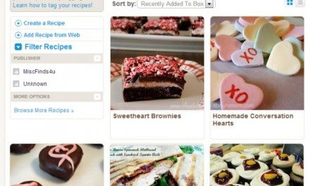 ZipList: Free Online Recipe Box, Menu Planner, Shopping List and More