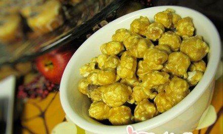 Review: GH Cretors Just the Caramel Corn GMO-Free Deliciousness