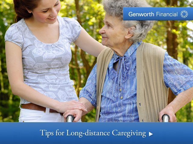 Tips for Long Distance Caregiving written by Florence Matthews, Care Advocate