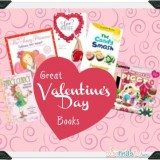 Recommended Valentines Day Books for Kids ages pre-k to middle-school - 2013 books