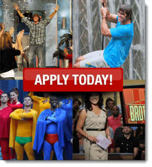 Apply to be a house guest on CBS BIG BROTHER show then Watch Big Brother 15 Premier Night 6-26-13