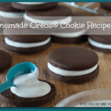 Classic Snacks Made from Scratch Cookbook - Oreo Cookie Recipe