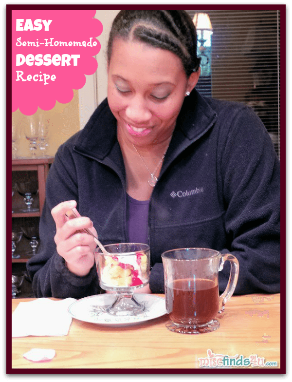 Semi-homemade desserts - Delicious Pairings Coffee and Dessert - #DeliciousPairings #cbias