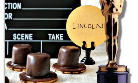 Bella Baker: Oscar Nomination Baking – LINCOLN No-Bake Top Hat Cookies