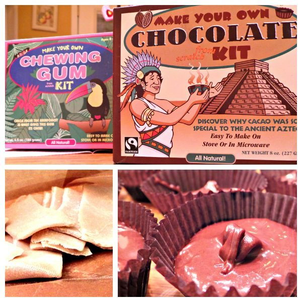 Make Your Own Gum and Chocolate Kit Review