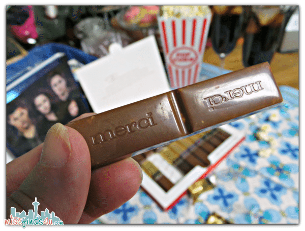 Merci Chocolate Movie Night