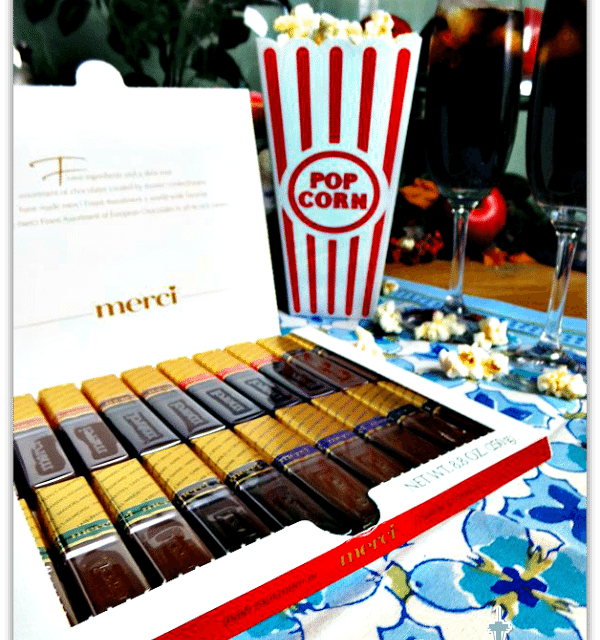 Merci Chocolates: Available in the US
