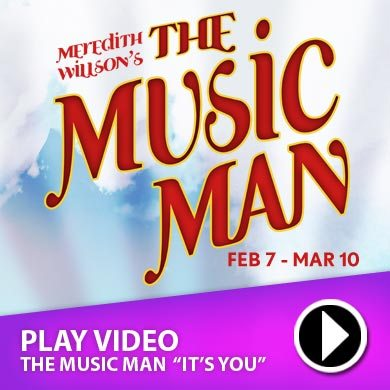 The Music Man - February 7 through March 10, 2013 in Seattle Video
