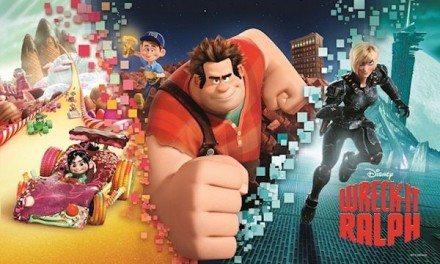 3D Movies: Disney Pixar WRECK-IT RALPH On Home Video 3/5/13