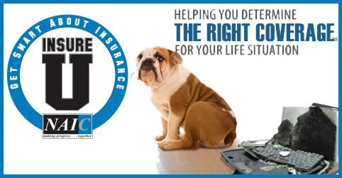 Insure U online resource for insurance information