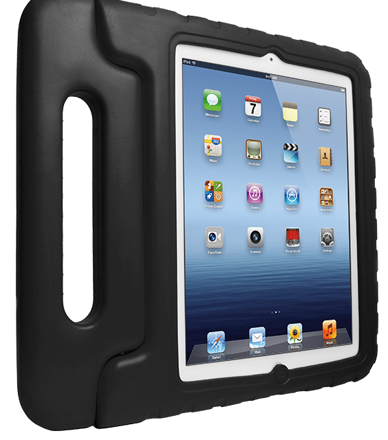 Technology: Kids? Protect your iPad 3 or 4 with an iFrogz Tumble