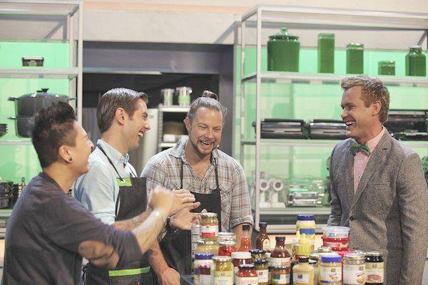 Team Malarky - ABC's The Taste (photo credit ABC.com)