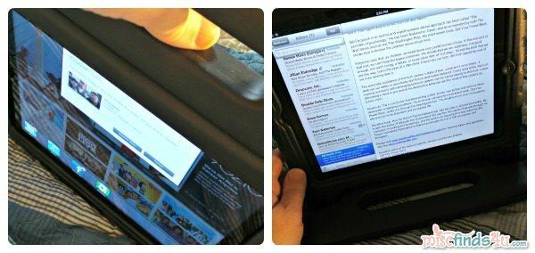 iFrogz Tumble iPad Protective Case