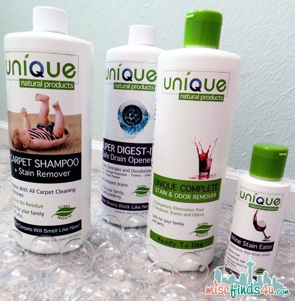 Green Cleaning: Unique Natural Products For the Home