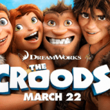 DreamWorks Animation The Croods In Theaters March 22, 2013