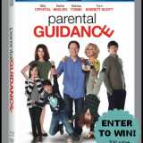 Movie Review - Parental Guidance on Blu-Ray and DVD - Giveaway
