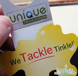 Unique Natural Products Tackle Tinkle