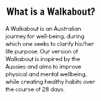 What is Walkabout?
