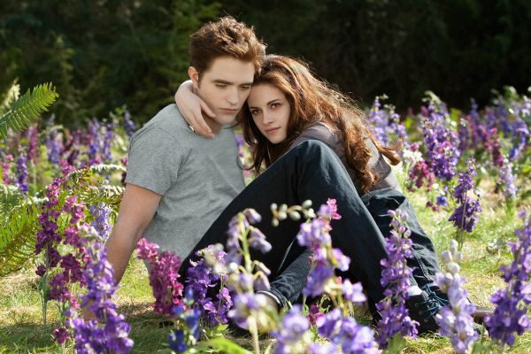 "Robert Pattinson (""Edward Cullen"") and Kristen Stewart (""Bella Swan"") star in Summit Entertainment's, a LIONSGATE company, The Twilight Saga: Breaking Dawn - Part 2. Photo: Andrew Cooper, SMPSP"