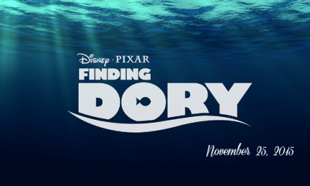 Movies: Disney Pixar Announce FINDING DORY Release Date 11/25/15