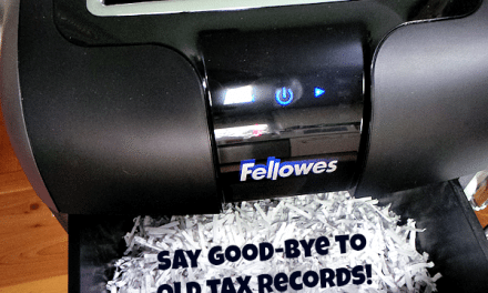 Technology Review: Fellowes Powershred 73Ci Paper Shredder