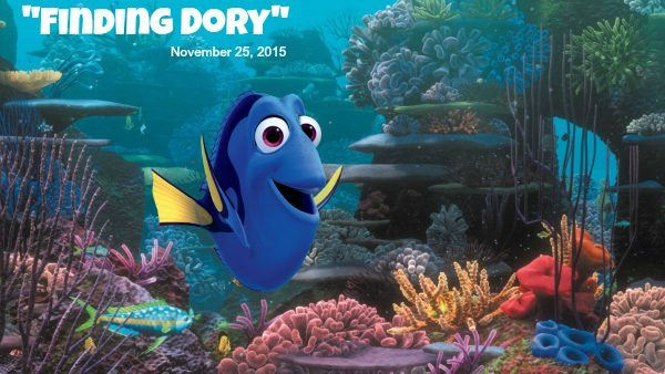 Finding Dory Disney/Pixar November 25, 2015