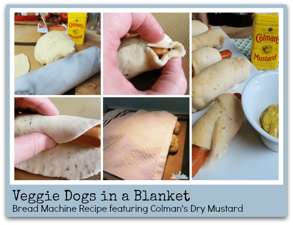 Homemade Pigs in a Blanket Recipe for the Bread Maker