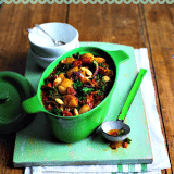 Kale and Chorizo Stew Recipe