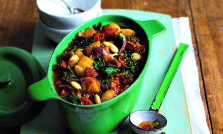 Kale Recipes: Chorizo Stew from the Morrisons M Kitchen